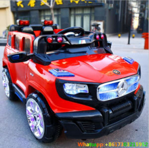 Plastic Baby Battery Powered Cheap Electric Kids Car pictures & photos