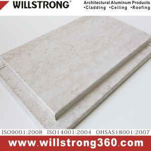 Stone Facades Aluminum Composite Panel for Curtain Wall pictures & photos
