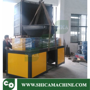 Big Capacity Double- Single Shaft Shredder for Soft Film and Jumbo Bag pictures & photos