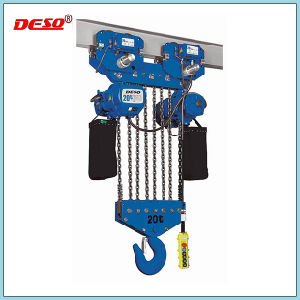 20ton Electric Chain Hoist with Factory Price pictures & photos