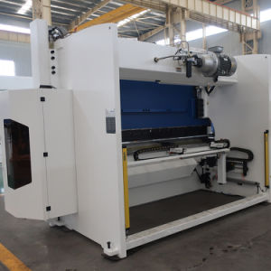 6axis CNC Press Brake with 3D Graphical Delem Da66t CNC pictures & photos