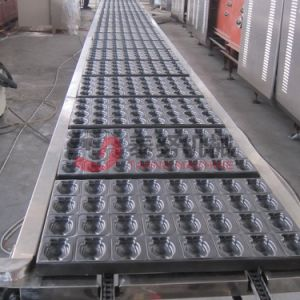 Custard Cake Production Line (4000 PCS/h or 8000 PCS/h) pictures & photos