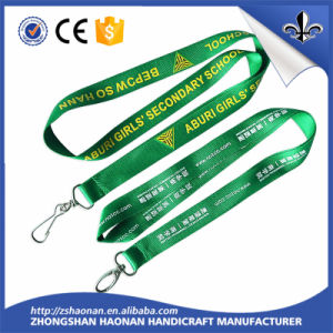 Custom Stylish Printed Logo Polyester Wristband pictures & photos