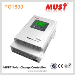 Solar System 60AMP MPPT Charge Controller 24V pictures & photos