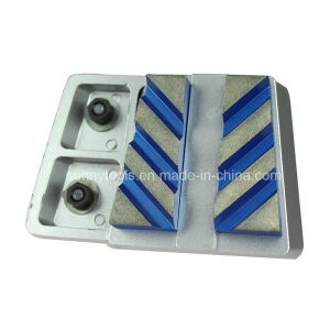 Marble Frankfurt Metal Pad for Grinding pictures & photos