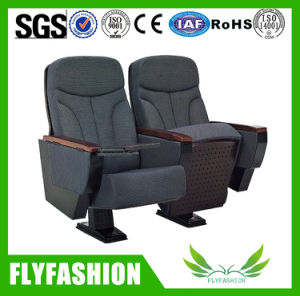 Seminar Room Upholstered Chairs with Writing Pad (OC-155) pictures & photos
