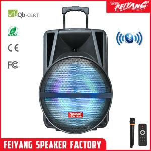 Feiyang/Temeisheng Bluetooth Portable Trolley Speaker pictures & photos