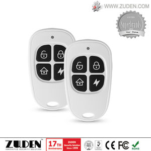 Wireless Burglar GSM Home Security Alarm with Touch Screen pictures & photos