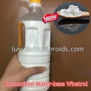 Pharmaceutical Chemicals Water Based Injectable Steroid Liquid Oil Winstrol 50mg pictures & photos