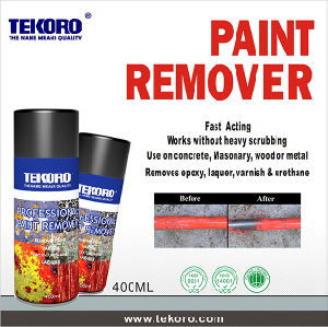 Premium Paint & Epoxy Remover Aerosol Can pictures & photos