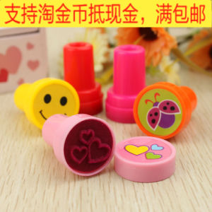 Professional Mould Design Factory Directly Kids Self Inking Stamps pictures & photos