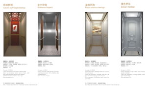 Home Lift with Aluminium Shaft pictures & photos