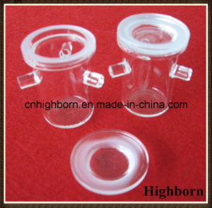 Top Selling Customized Clear Quartz Crucibles for Melting Supplier pictures & photos