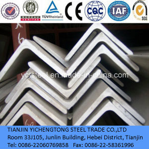 Q235 Steel Angle Bar Made in China pictures & photos