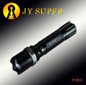 Rechargeable Flashlight for Outdoor (JY-810)