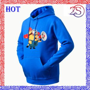 Wholesale Sublimation Colorful Fleece Pullover Hoodies pictures & photos
