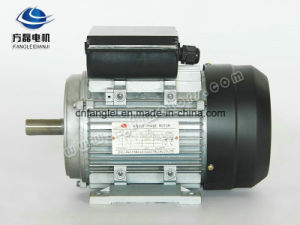 Ml 0.55kw two capacitor single phase electric motor pictures & photos
