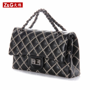 Diamond Quilt Designer Handbags Retail&China Wholesale (LDB-027) pictures & photos