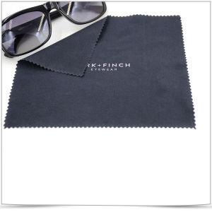 Custom Printed Microfiber Eyeglass Cloth pictures & photos
