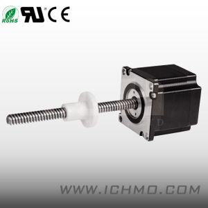 Linear Hybrid Stepper Motor with Lead Screw Hl573 pictures & photos