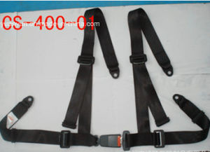 Universal Full Back Four -Point Safety Belt pictures & photos