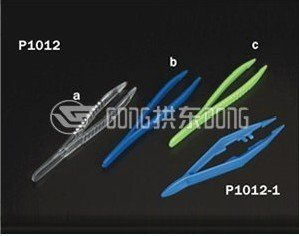 CE and FDA Certificated Disposable Tweezers 12.5cm Long pictures & photos