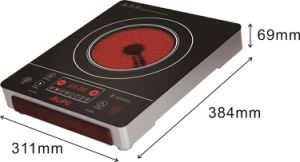 Infrared Cooker/Infrared Stove with CE/CB/EMC Certification pictures & photos