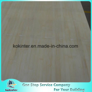Factory Directly 27mm Carbonzied/Caramel Bamboo Board/Panel/Plank for Furniture/Countertop/Worktop/Floor pictures & photos