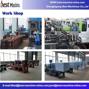 Multi-Function Plastic Pipe Injection Moulding Machine pictures & photos