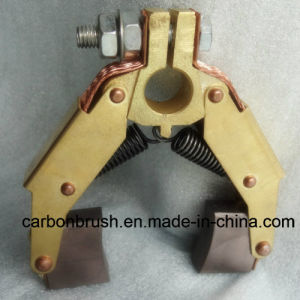 Competitive Price of Carbon Brush Holder for the rotary Slip Ring pictures & photos