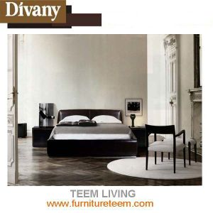 Divany 2015 Modern Style Bed a-B26 pictures & photos