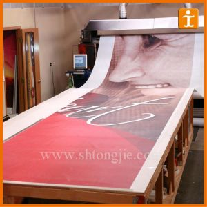 Large Format Full Color Printed Vinyl Banner Printing for Advertis pictures & photos