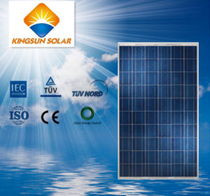270W-310W Higher Power Output Polycrystalline Solar Panel pictures & photos