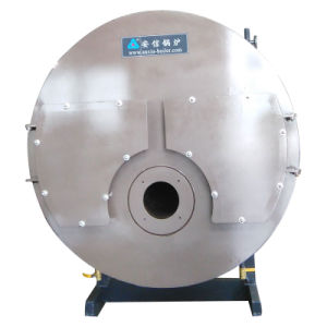 High-Capacity Industry Oil or Gas Fired Steam Boiler pictures & photos