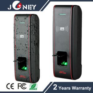 Weatherproof Outdoor Fingerprint Access Control Zk TF1600 pictures & photos