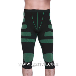 Newest Sports Training Capris Pants pictures & photos