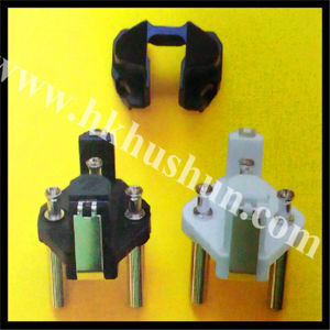 Supply Various Type 3-Pin with Brass From Dongguan (HS-BS-0027) pictures & photos