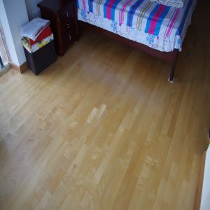 Indoor Basketball Court Wood Flooring pictures & photos
