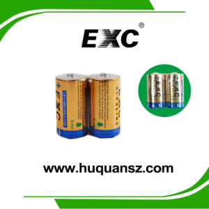 High Quality 1.5V D Size Alkaline Dry Battery Lr20 pictures & photos