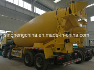 Sinotruk HOWO 6X4 Heavy Duty Cement Mixer Tank Truck 336HP pictures & photos