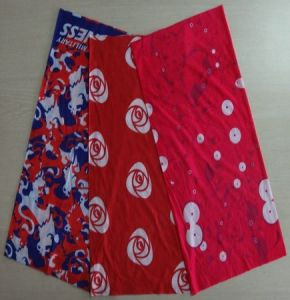 Wholesale Print Cheap Seamless Tube Polyester Bandana pictures & photos