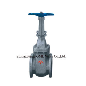 GOST Stainless Steel Flange Gate Valve