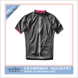 Custom Sublimation Fabric Cycling Jerseys for Men pictures & photos