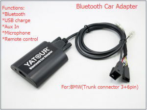 (3 series/5 series/7 series) Car Bluetooth/Handsfree Phone Call for BMW pictures & photos