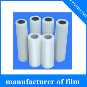 Decorative Polythenely Static Film Static Treated HDPE PE Protective Film for Auto Paint pictures & photos