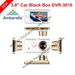 "3.0"" Ambrella A7la50 GPS Tracking Car DVR with Hdr; WDR; Fcws; Ldws; G-Sensor pictures & photos"