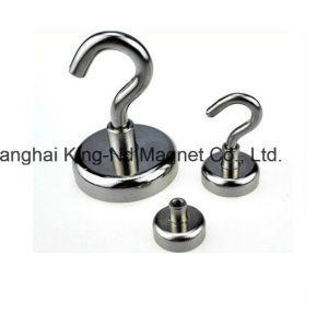 Shk-023 Rare Earth Permanent NdFeB Magnetic Hook Pot Magnets