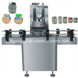 Automatic Glass Bottle Vacuum Capping Machine pictures & photos