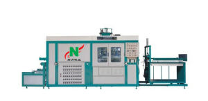 Automatic High Speed Vacuum Thermo Forming Blister Machine pictures & photos