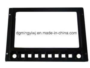 Aluminum Frame Castings Approved SGS, ISO9001: 2008 (AL0046) Made in Dongguan
